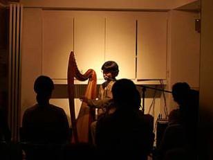 ~アイリッシュハープコンサート~/ 2007年7月28日