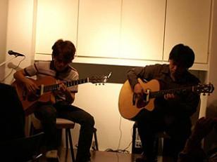 アコースティックギターライブ/2007年9月28日