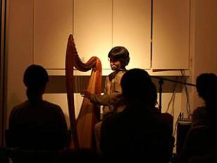 アイリッシュハープコンサート / 2007年2月9日