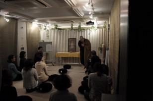 禅に尋ねる 坐禅会中級編 7月14日(木)