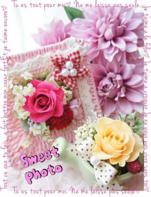 Happy mother's day 春のフラワー展