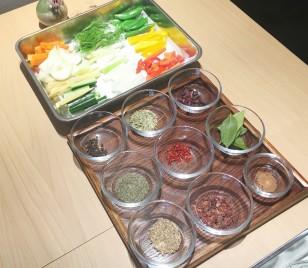 ハーブ野菜