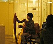 ~アイリッシュハープコンサート~/ 2008年11月15日(土)