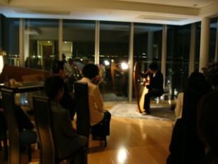 ~2008クリスマスアイリッシュハープコンサート~/ 2008年12月21日(日)