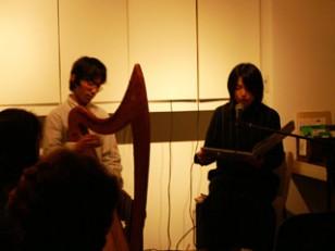 ~ハープの調べとお話の世界~/ 2007年1月19日